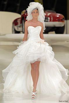 Emé di Emé 2014 Pre-Collection Wedding Dresses   Wedding Inspirasi