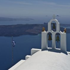 Travel Photo Cafe | Santorini trip