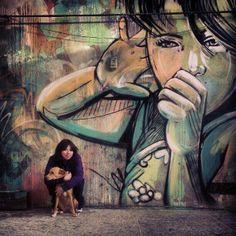 Spanish street art | urban art, graffiti art, street artists, urban artists…