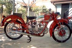 Moto Guzzi Falcone Sport 500cc