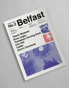 Trip Journal: Belfast / by Rui Hao
