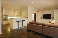 Cameron Construction - Balwyn Living Area