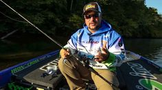 Check out this quick video from Fred Roumbanis on gearing up, finding and punching bass out of heavy matted grass.