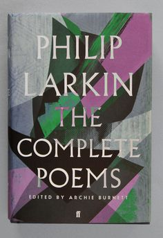 The Complete Poems of Philip Larkin.