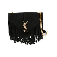 SAINT LAURENT small 'Monogram' crossbody bag