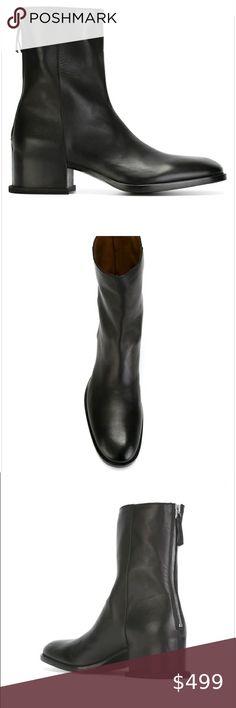 New Clarks Cool Babe pour femme en cuir Noir Bottines