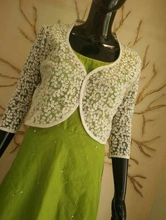 Different types of jacket style kurtis designs Kurta Designs Women, Salwar Designs, Kurti Designs Party Wear, Dress Neck Designs, Designs For Dresses, Blouse Designs, Jacket Style Kurti, Abaya Style, Kurtha Designs