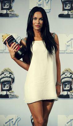MTV movie awards. Megan Fox