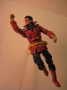 Wonder Man - Safari Jacket (Marvel Universe) Custom Action Figure
