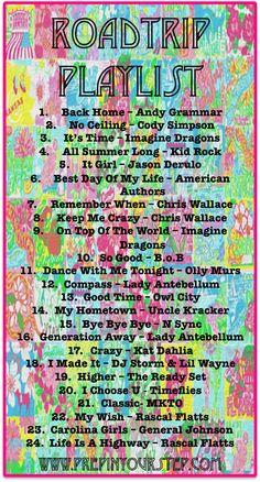 Road Trip Home Playlist #roadtriptraveltips