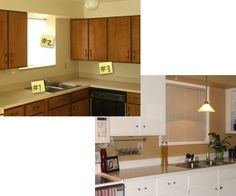 Kitchen Wall Colors:  A Picture Gallery From Major Paint Manufacturers: Kitchen Wall Colors:  Paint Cabinets As Well As Walls and Transform Your Space