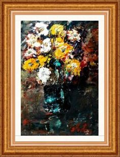 SIMION MUNTEAN                    ORIGINAL OIL PAINTING ON PLYWOD #Impressionism