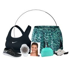 """""""O"""" by taylahjordan ❤ liked on Polyvore featuring NIKE, Suunto, christopher. kon and adidas"""