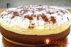 Tento dezert je skutočne vynikajúci. Jemné cesto, bielkový krém a šľahačka sa skvele dopĺňajú a vytvárajú jedinečnú symfóniu chutí.