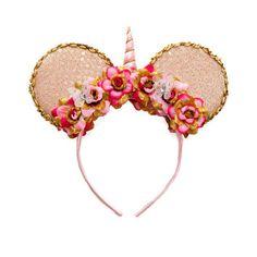 Image result for gears mickey ears headband