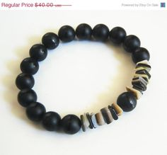 ON SALE Men's Bracelets Men's Jewelry by FerozasjewelryForMen, $34.00