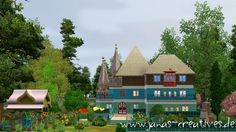 Frau Holles House by Jana - Sims 3 Downloads CC Caboodle