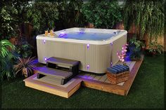 Backyard Hot Tub Ideas