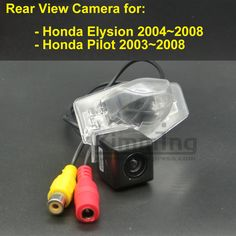 Car Rear View Camera for Honda Elysion Pilot Ridgeline 2003 ~ 2005 2006 2007 2008 2009 2010 2011 2012 2013 2014 Parking Camera #Affiliate