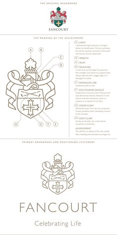 Fancourt by Xfacta Consulting Services , via Behance