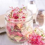 Potato Salad, Eat, Ethnic Recipes, Skinny, Drink, Food, Sprouts, Feel Better, Seeds