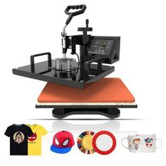 1594e91c675 Top 10 Best Screen Printing Machines in 2019 - Reviews - Buythe10