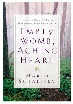 Empty Womb, Aching Heart: Hope and Help for Those Struggling With Infertility.