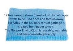 Norwex enviro cloth To order contact me kim.cleangreen@inbox.com www.kimbricko.norwex.biz