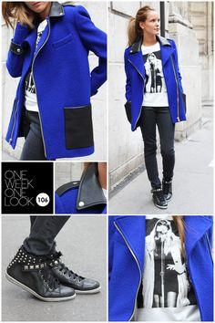 Je veux le même manteau !!!!