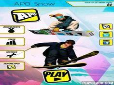 APO Snow  Android Game - playslack.com , APO Snow is a completely brand-new stage of a multiplayer game of freeskiing and gliding . compete as a winter X Games contestant Sammy Carlson or females s Slopestyle condensation crockery contestant, Spencer O Brien, outfitted with covering and tool from APO. compete your colleagues and other players using your Facebook record and be that you have all the possibilities to become the champion in these categories of sports! Make dozens of feats using…