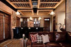 Mantuary Retreat by Lisa Gilmore Design