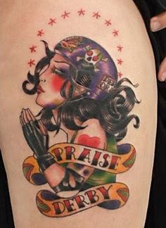 Ghost House Tattoo Derby