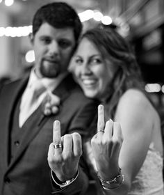Headline news: Katie gets married and no one is maimed or killed in the process. Even Katie. Congratulations!