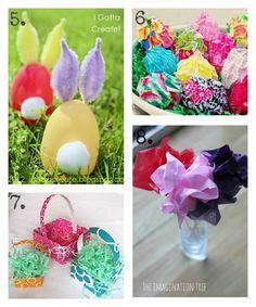 Conejos con huevos kinder