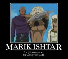 Marik Ishtar by SexyMarikPlz.deviantart.com on @deviantART