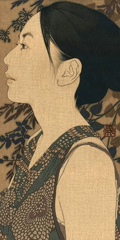 Makiko by Ikenaga Yasunari  http://ikenaga-yasunari.com