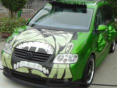2004 Volkswagen Touran - The Fast and the Furious: Tokyo Drift