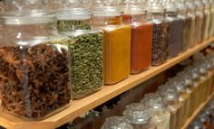 Just discovered this spice shop in Old Town. Amazing selection and awesome prices (cheaper than the grocery store).