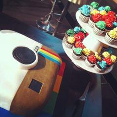 #2anysigersbcn Instagram Cake!