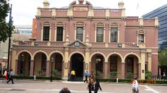 Parramatta town hall, Sydney
