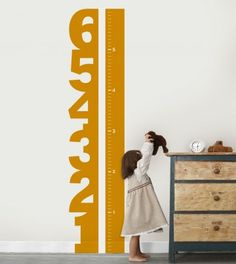 I remember the growth chart days!