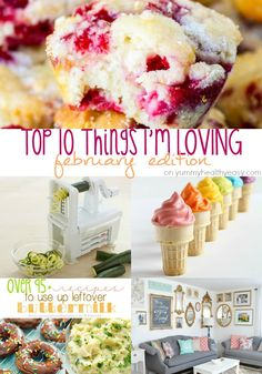 The Top 10 Things I'
