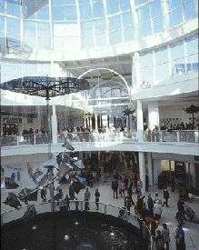 Livingston Centre, Scotland