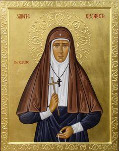 Elizabeth Feodorovna