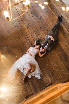 Stonebrook Farm Wedding Ideas with Watters Farah gown