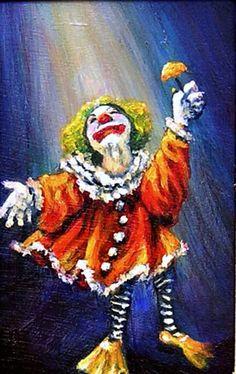 "DEE SABEAN: Fine Artist | ""Let It Rain"""