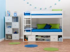 How to Choose Practical and Safe Bunk Beds for Kids