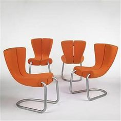 Komed Chairs by Marc Newson