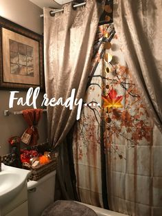 Home Decor. Who Is Lying To Us About Small Restroom Decor Apartments Shower Curtains 4 - Decorin Bathroom Towels, Bathroom Curtains, Small Bathroom, Bathroom Ideas, Relaxing Bathroom, Bathroom Storage, Paris Bathroom, Bathroom Niche, Bathroom Styling