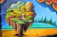 pintura-surrealista-paisajes-al-oleo